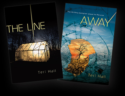 The Line & Away Book Covers
